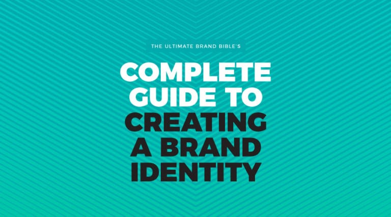 How to Create a Brand Identity – Complete Guide with Examples